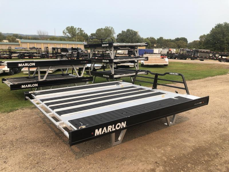 2021 Sled Deck Marlon Trailers 7' Xplore Pro Truck Bed
