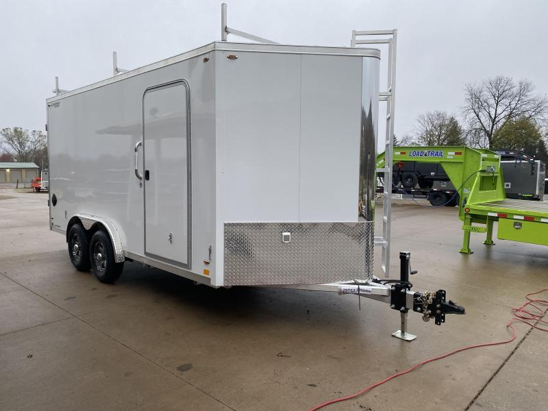 2021 Legend Trailers 8X16 FTV Enclosed Cargo Trailer