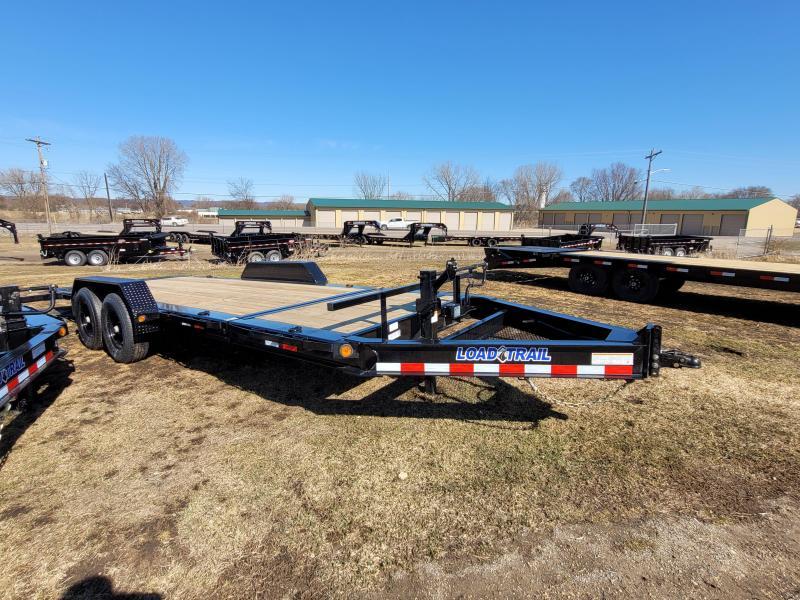 2021 Load Trail 83X20 Tilt Deck Equipment Trailer