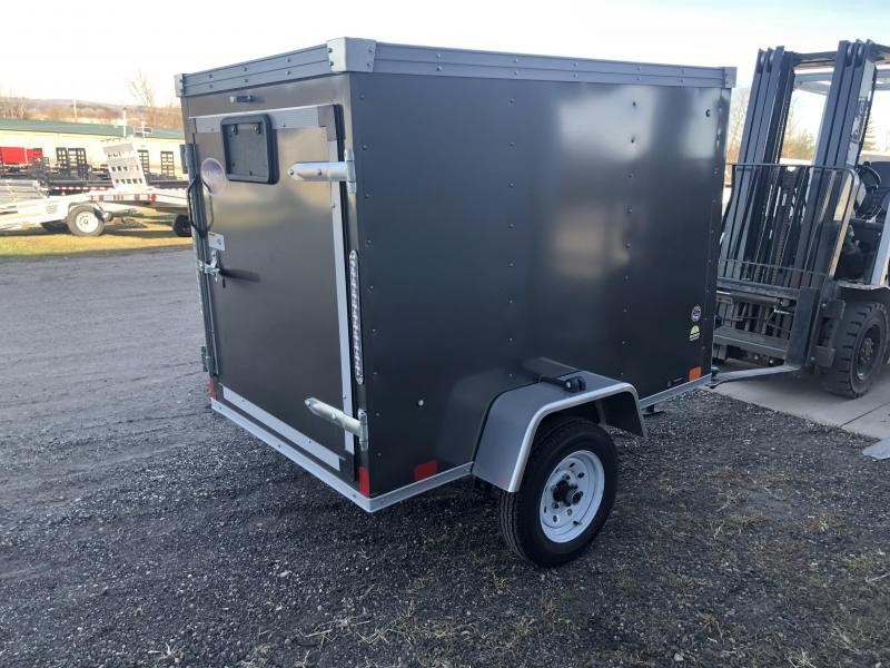 2021 United Trailers 4X6 Enclosed Cargo Trailer