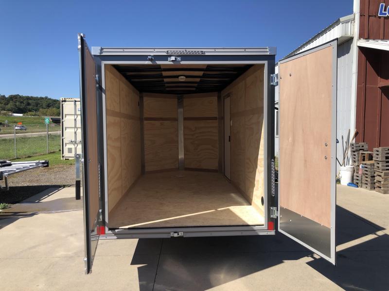 2022 United Trailers 6X12 Enclosed Cargo Trailer
