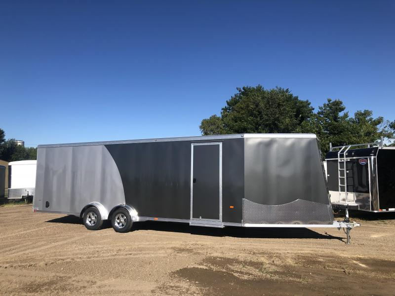 2021 NEO Trailers 7.5X29 NASX Snowmobile Trailer