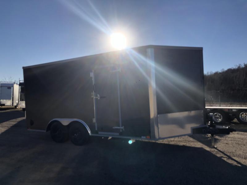 2021 United Trailers 8.5X16 Enclosed Cargo Trailer