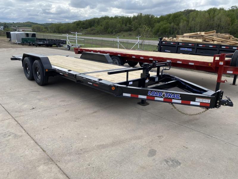 2021 Load Trail 83X20 Gravity Tilt Deck Equipment Trailer