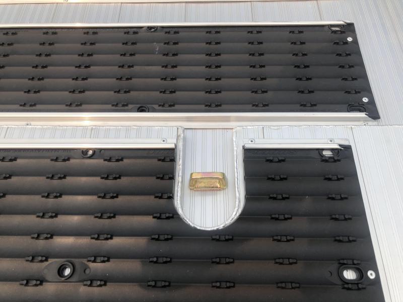 2021 Sled Deck Marlon Trailers 7' Xplore Pro Truck Bed