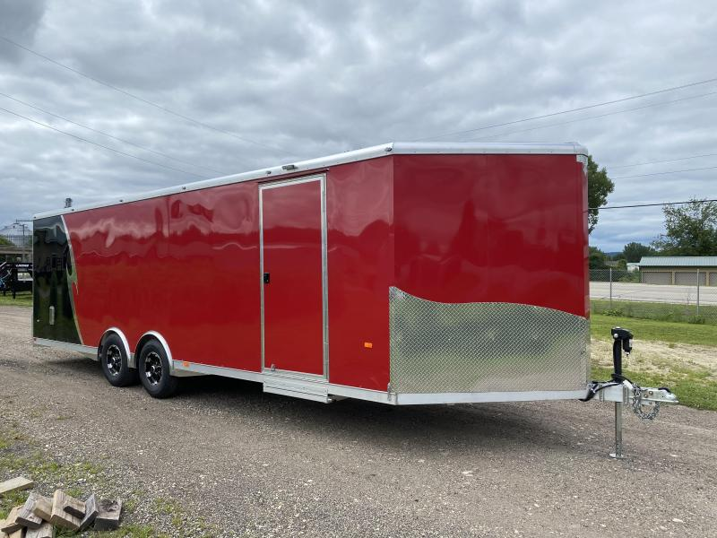 2021 NEO Trailers 8.5X26 Aluminum Enclosed Cargo Trailer