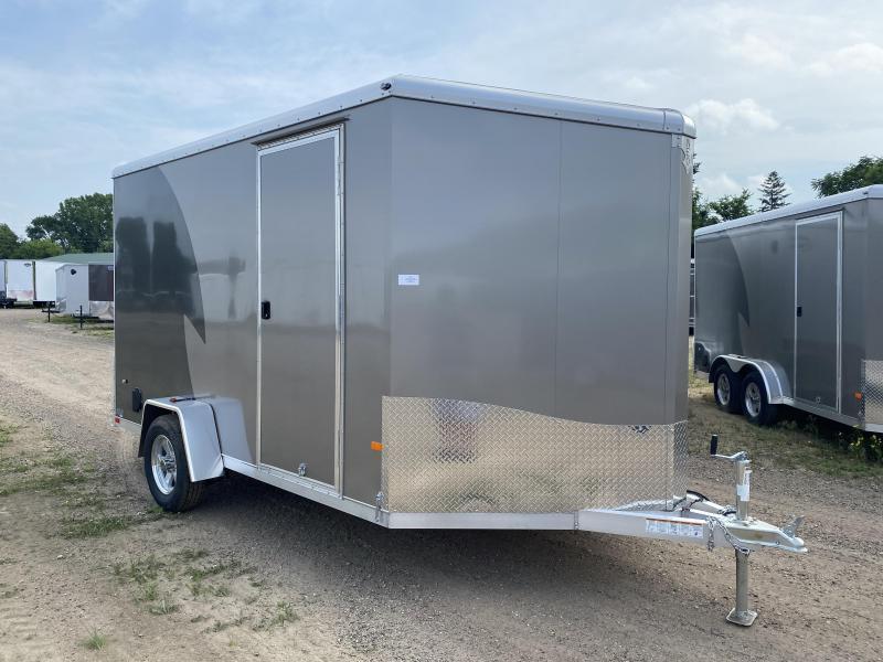 2021 NEO Trailers 7X12 Aluminum Enclosed Cargo Trailer
