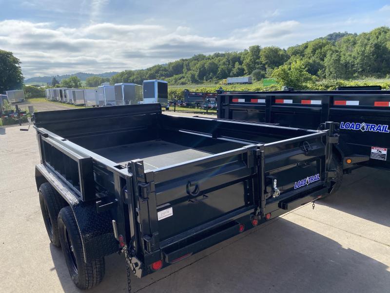 2021 Load Trail 72X10 Dump Trailer