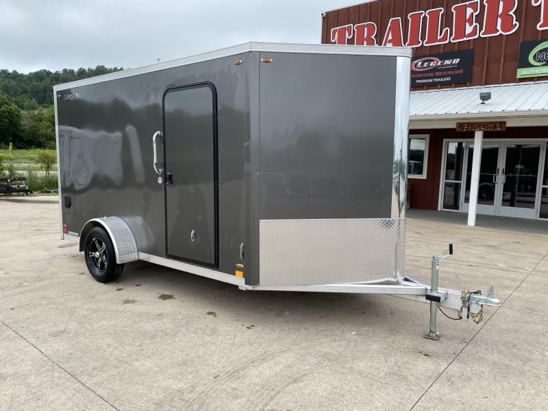 2020 Legend Trailers 7X12 Aluminum Enclosed Cargo Trailer