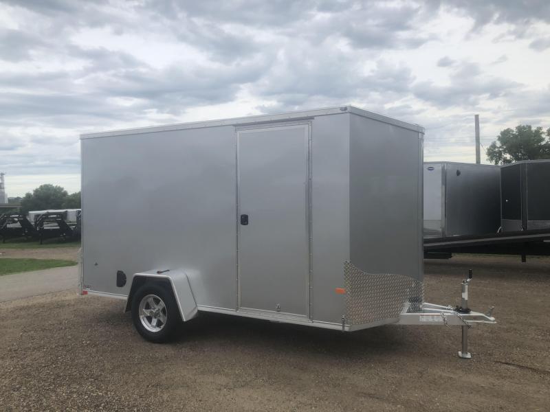 2021 NEO Trailers 6X12 Aluminum Enclosed Cargo Trailer