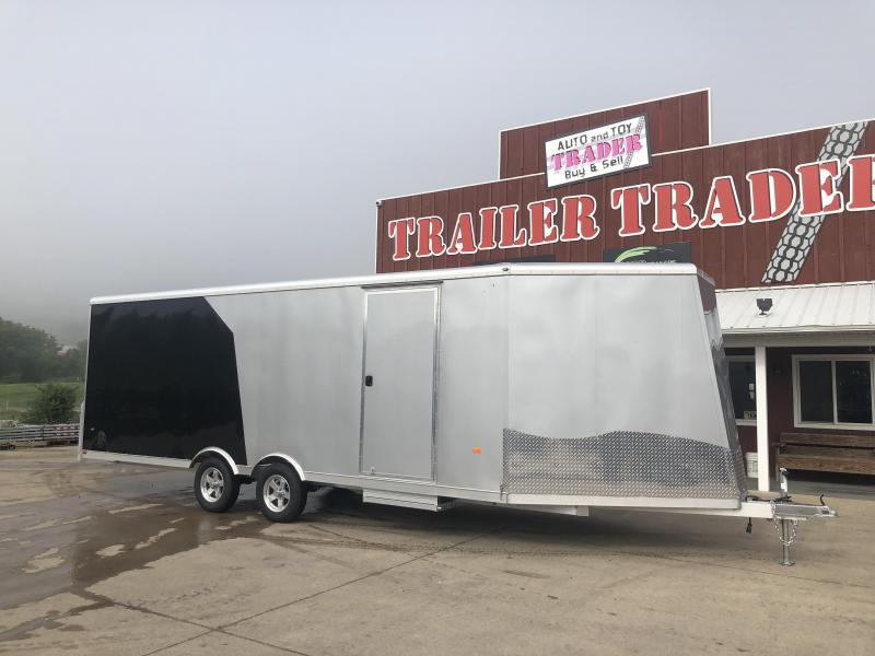 2021 NEO Trailers 8.5X22 Aluminum Enclosed Cargo Trailer