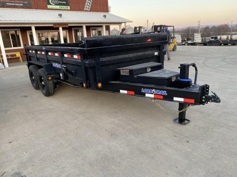 2021 Load Trail 83X14 HD Dump Trailer