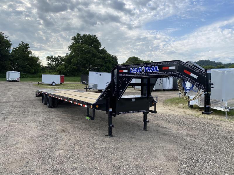 2021 Load Trail 102X34 Gooseneck Deckover Equipment Trailer