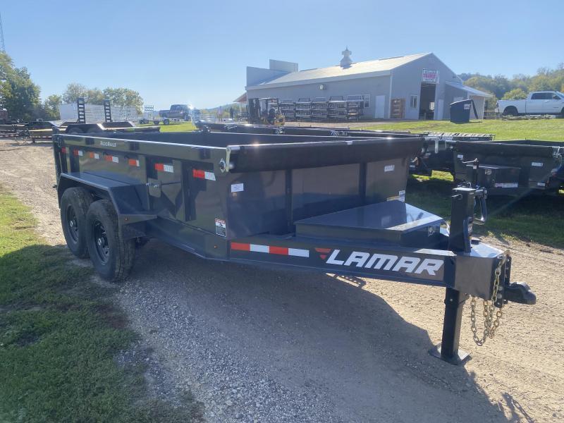 2021 Lamar Trailers 83X12 Dump Trailer