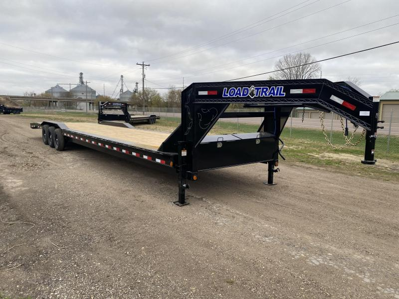 2021 Load Trail 102X40 Gooseneck Car Hauler