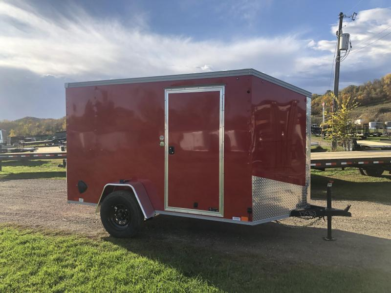 2021 United Trailers 6X10 Enclosed Cargo Trailer