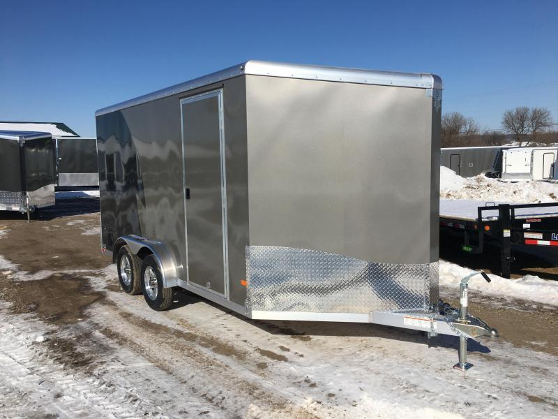 2020 NEO Trailers 7.5X14 Aluminum Enclosed Cargo Trailer
