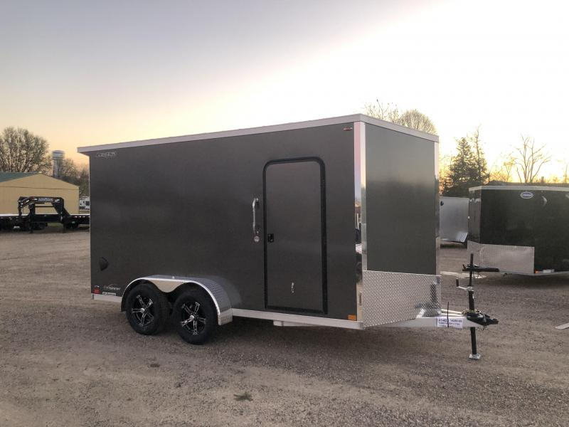 2021 Legend Trailers 7X14 Aluminum Explorer Enclosed Cargo Trailer