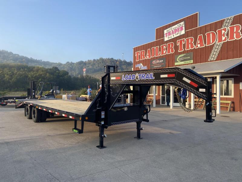 2021 Load Trail 102X28 Low Pro Gooseneck Deckover Equipment Trailer