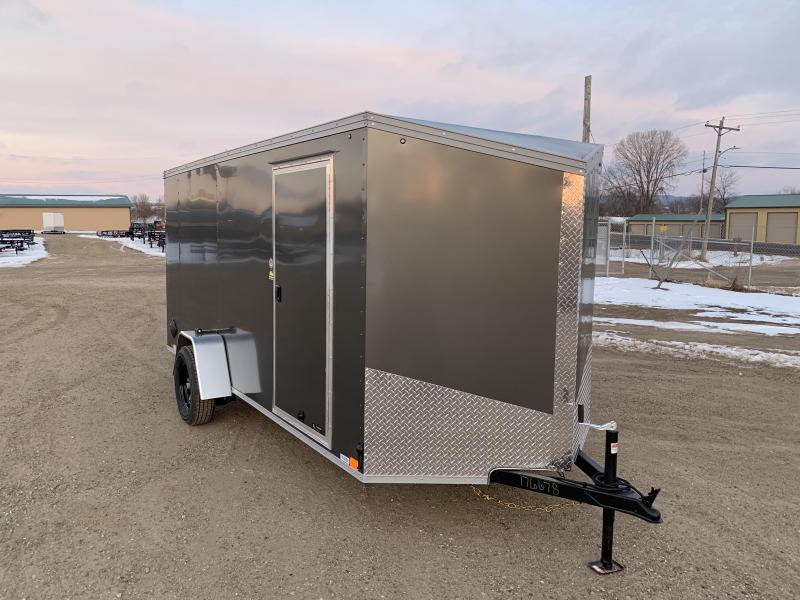 2021 United Trailers 6X14 Enclosed Cargo Trailer