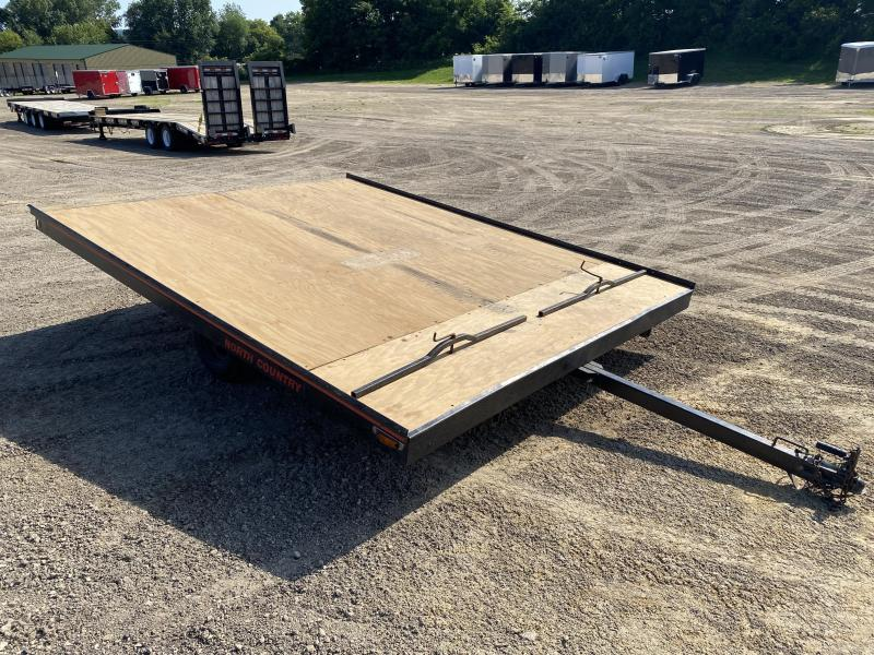 1994 Other 8X10 Snowmobile Trailer