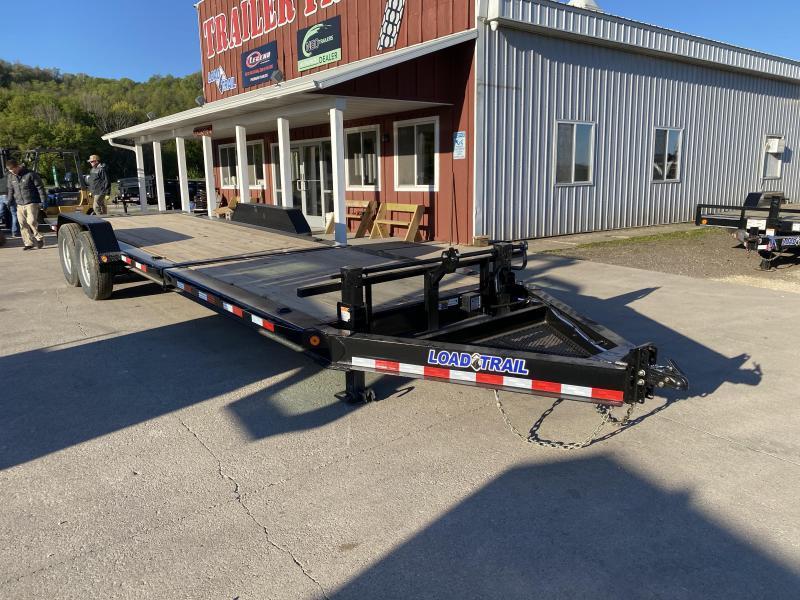 2021 Load Trail 83X24 Gravity Tilt Equipment Trailer