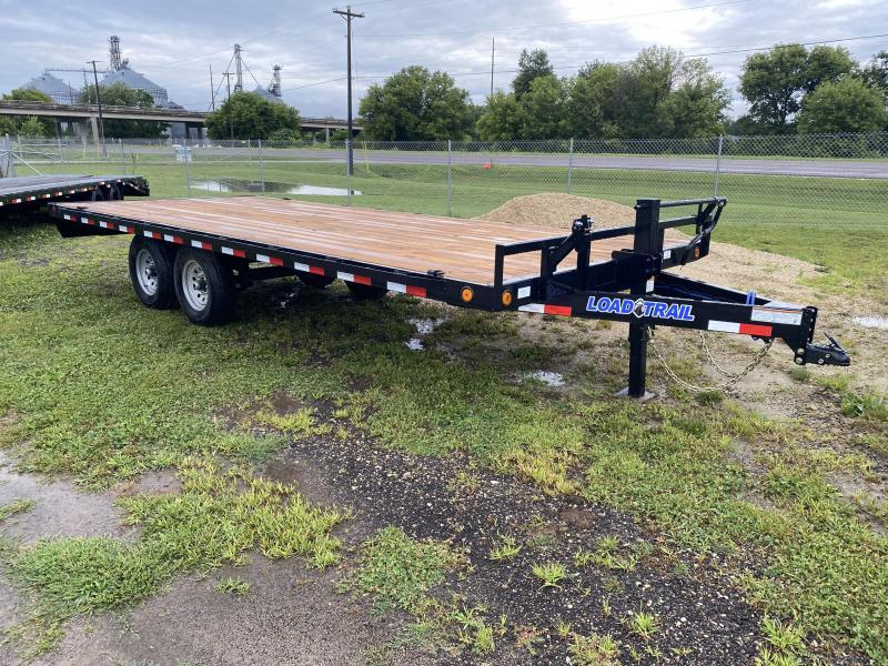 2022 Load Trail 102X20 Deckover Equipment Trailer