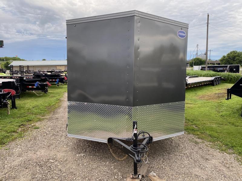 2021 United Trailers 7X14 Enclosed Cargo Trailer