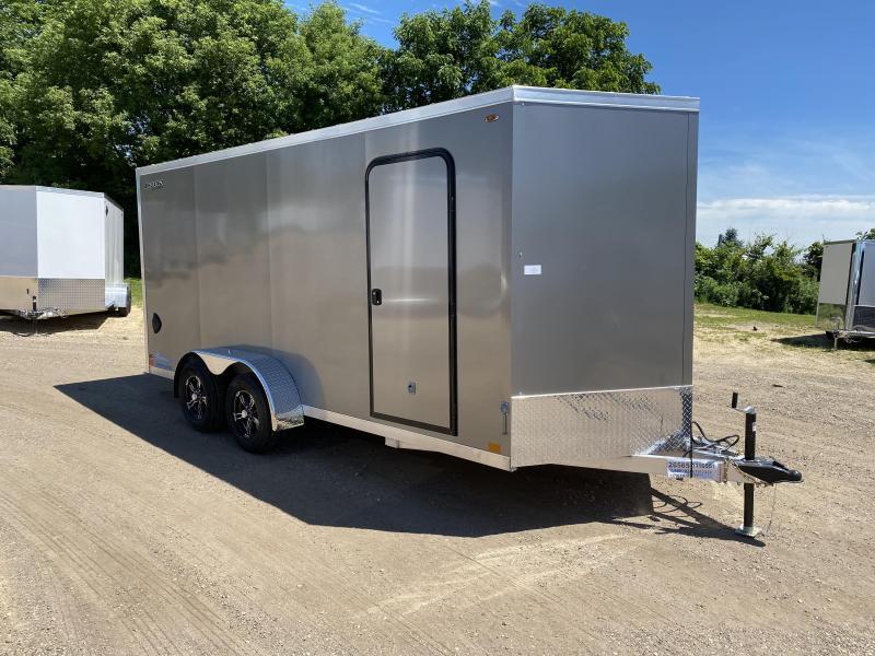 2020 Legend Trailers 7X16 Aluminum Thunder Enclosed Cargo Trailer