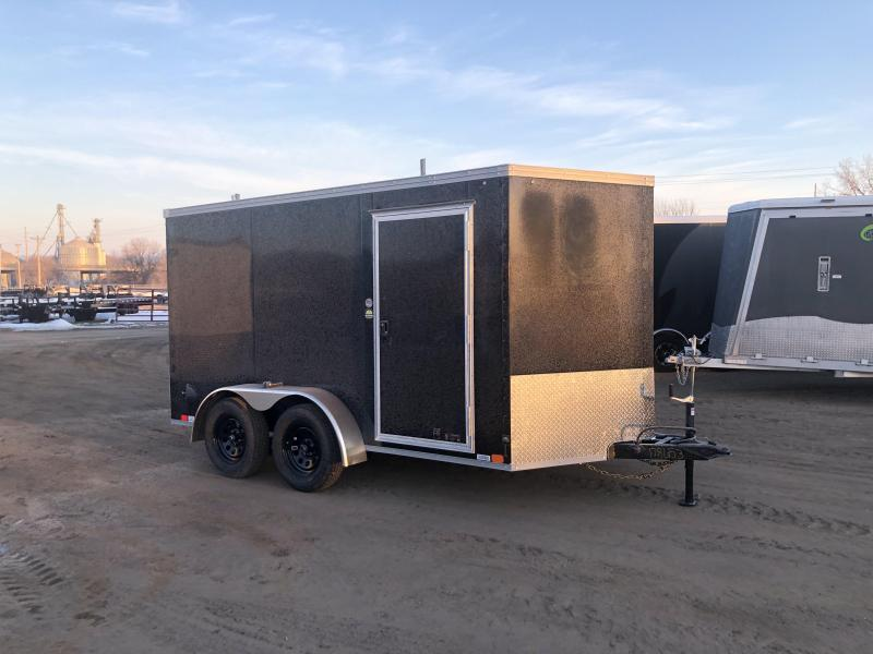 2021 United Trailers 7X12 Enclosed Cargo Trailer