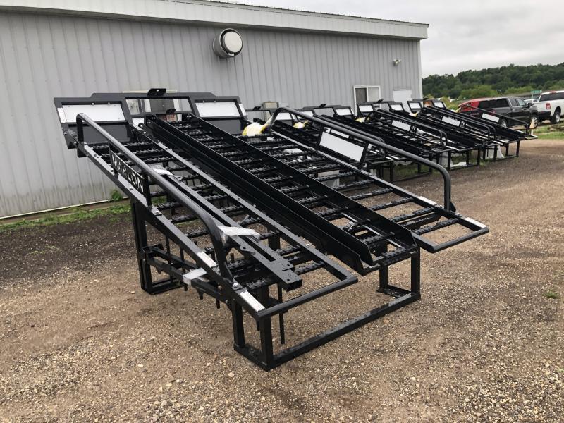 2021 Marlon Trailers UTV Rack Truck Bed