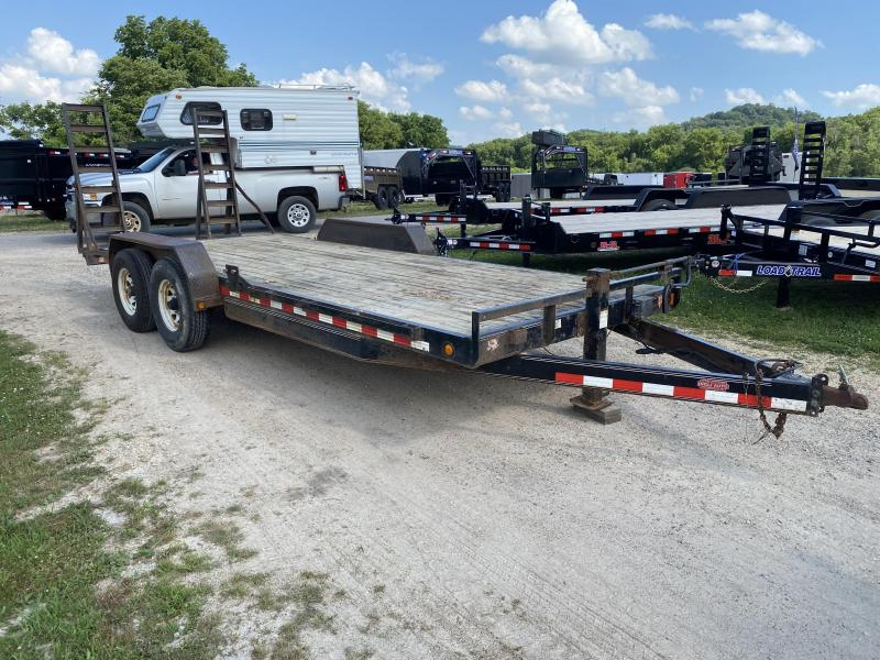 2008 PJ Trailers 83X20 Car / Racing Trailer