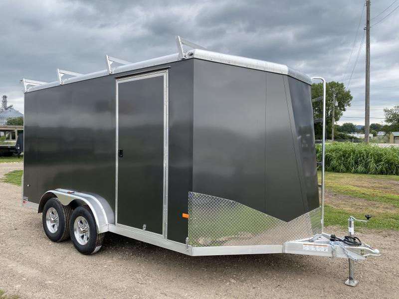 2021 NEO Trailers 7.5X14 Aluminum Enclosed Cargo Trailer