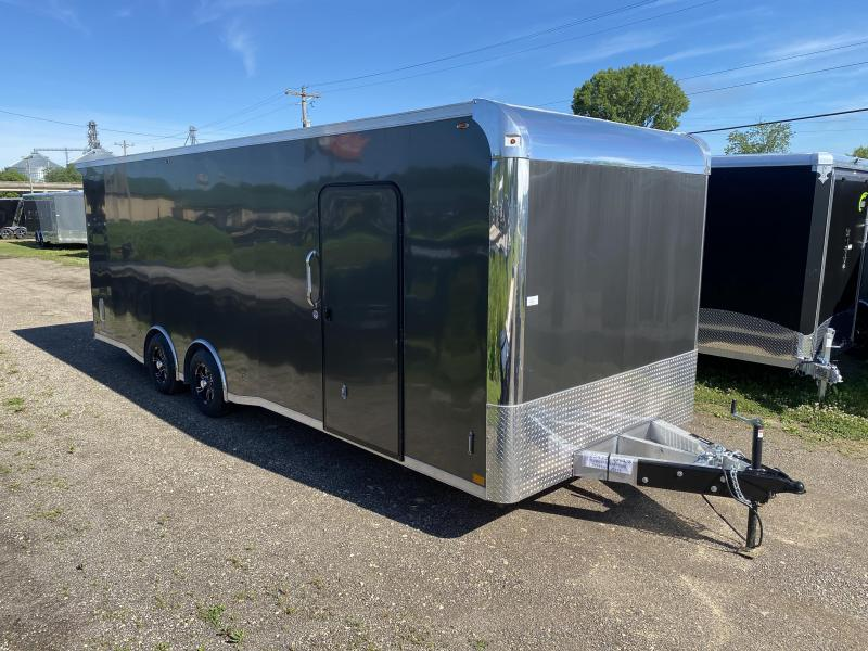 2020 Closeout Trailers 8.5X24 Legend Manufacturing Trailmaster Enclosed Cargo Trailer