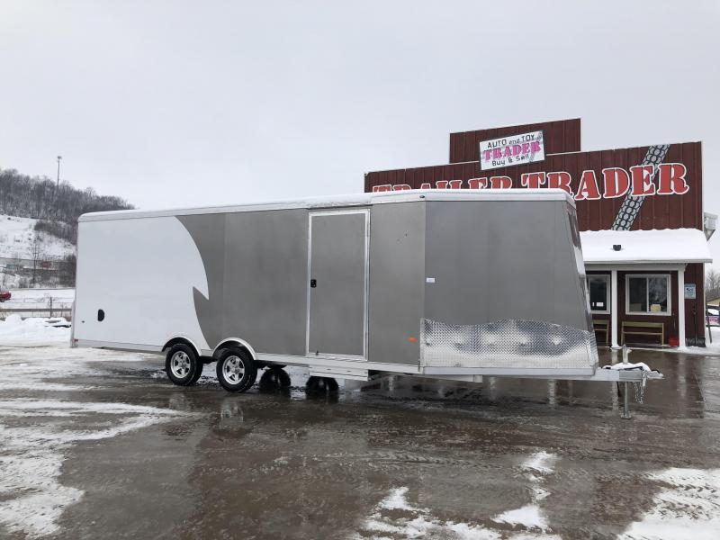 2021 NEO Trailers 8.5X22 NMS Snowmobile Trailer