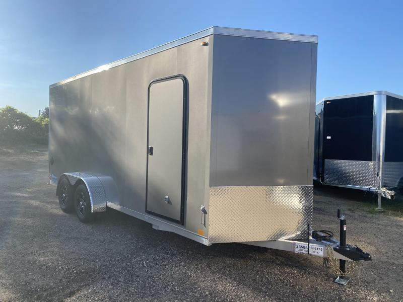 2020 Legend Trailers 7X18 Aluminum Thunder Enclosed Cargo Trailer
