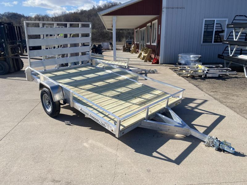 2021 Rugged Terrain 6X10 Utility Trailer