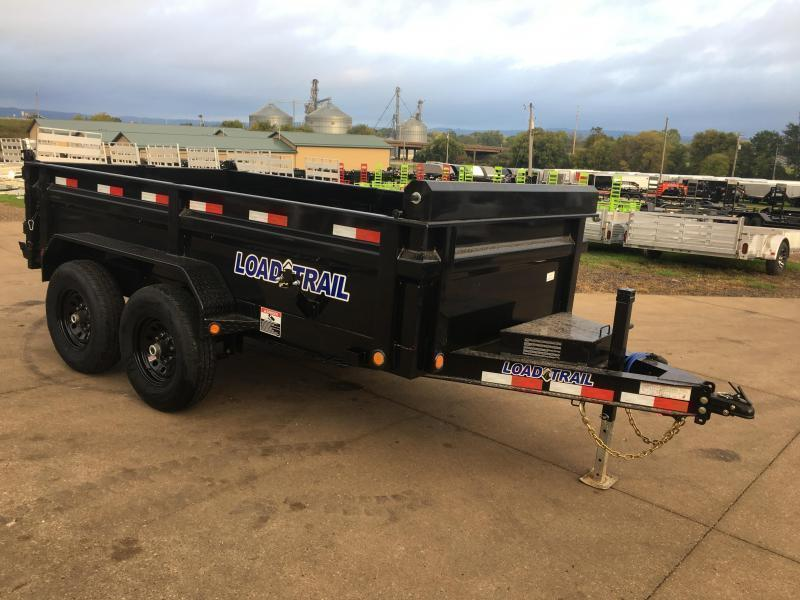 2021 Load Trail 72X12 Dump Trailer