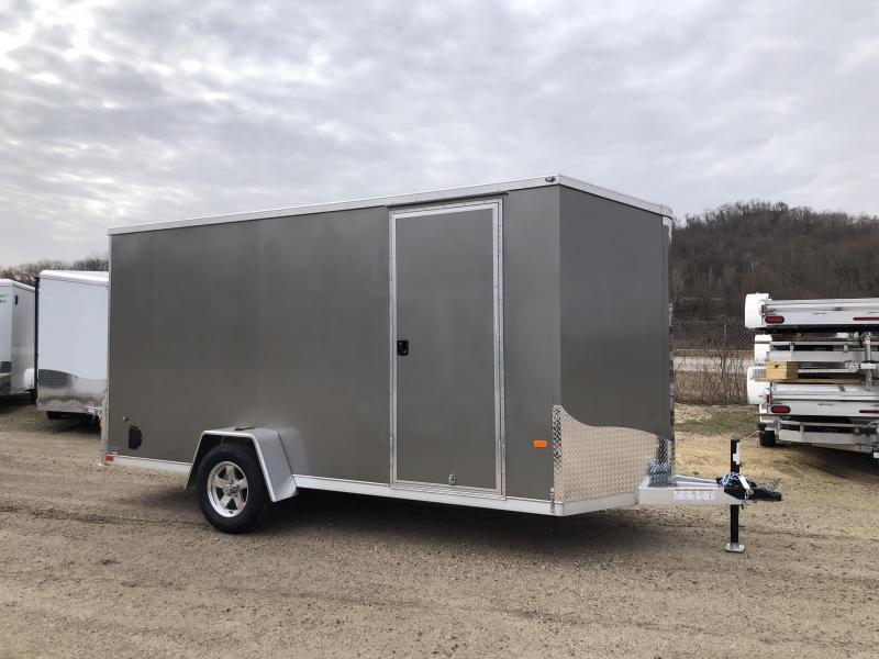 2021 NEO Trailers 6X14 NAV Enclosed Cargo Trailer