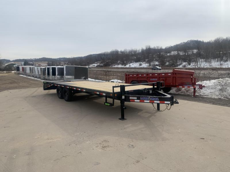 2021 Load Trail 102X24 Deckover Equipment Trailer