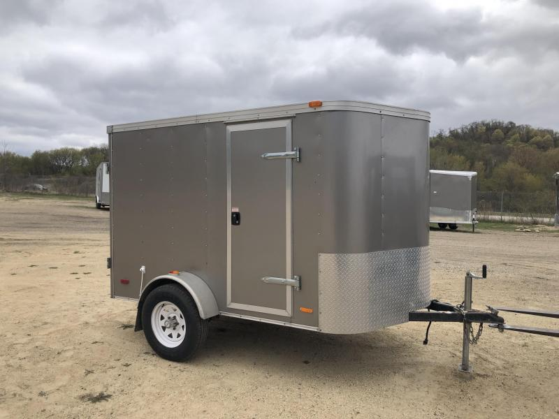 2011 Pace American 6X8 Enclosed Cargo Trailer