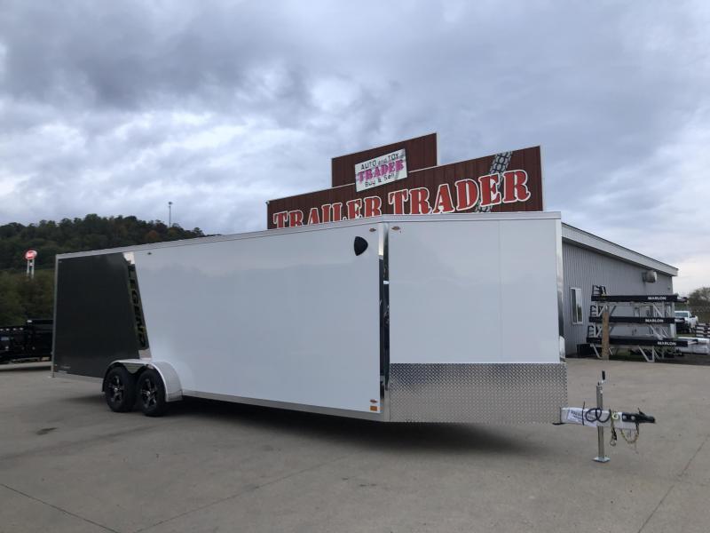 2021 Legend Trailers 7X29 Inline Snowmobile Trailer