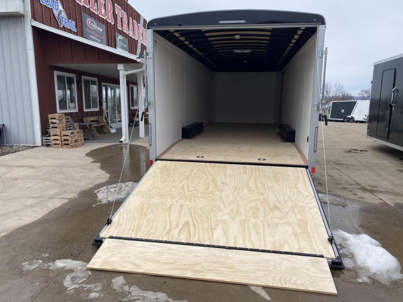 2021 United Trailers 8.5X24 Enclosed Cargo Trailer