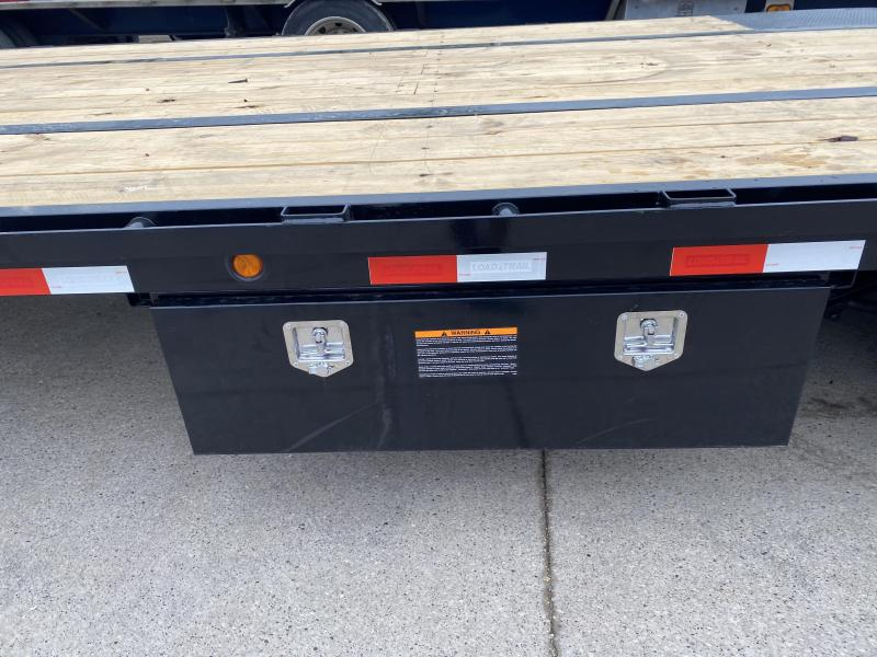 2020 Load Trail 102X32 Gooseneck Hydro Dove Equipment Trailer
