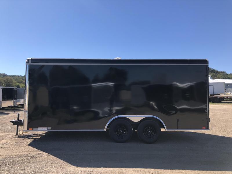 2022 United Trailers 8.5X18 Enclosed Cargo Trailer