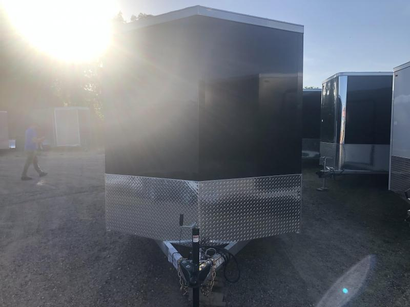 2020 Legend Trailers 7X16 Aluminum Thunder Enclosed Cargo Trailer