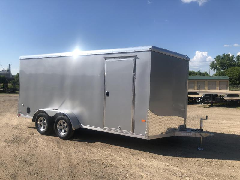 2022 NEO Trailers 7X16 NAV Enclosed Cargo Trailer