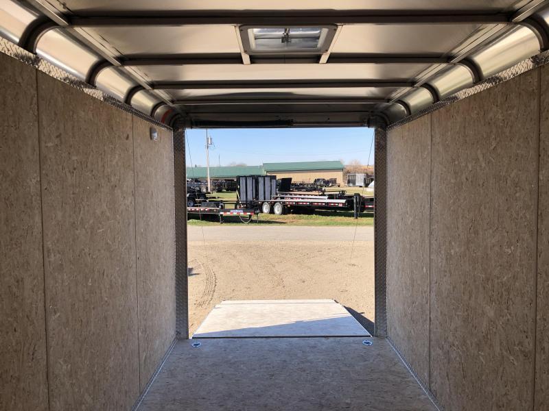 2021 Legend Trailers 7X14 DVN Enclosed Cargo Trailer