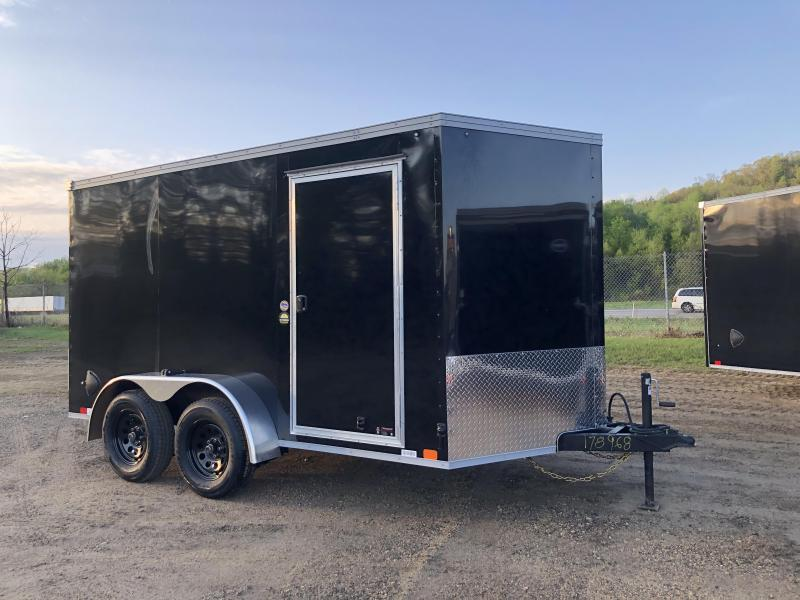 2022 United Trailers 7X12 Enclosed Cargo Trailer