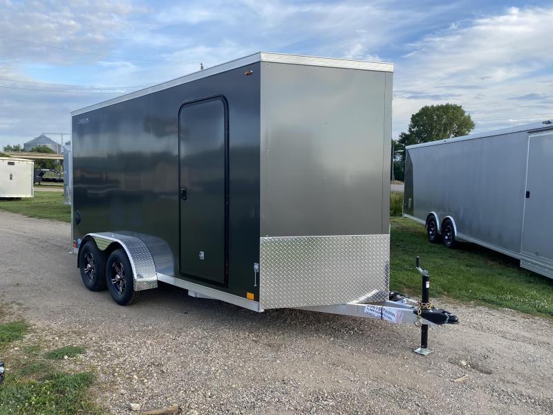2021 Legend Trailers 7X14 Thunder Enclosed Cargo Trailer